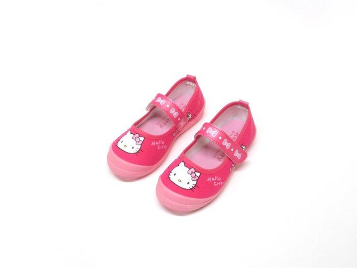 【719852】☆.╮莎拉公主❤台灣製 HELLO KITTY 凱蒂貓兒童室內鞋.休閒鞋15~21 CM