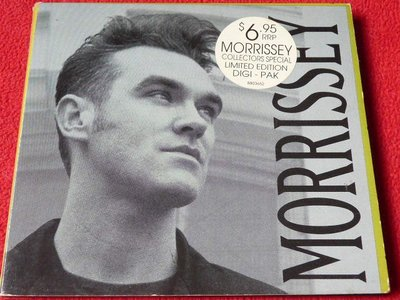 Morrissey(The Smith主唱):Certain People I Know/澳洲版/無ifpi