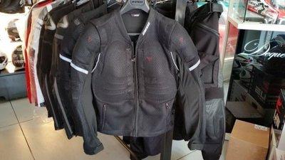 瀧澤部品 義大利 DAINESE 丹尼斯 CITY GUARD D1 夏季防摔衣 網狀 7件式護具 戰甲盔甲 護甲 夾克