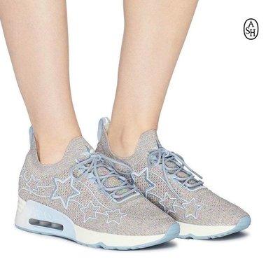 GoodStyle 歐美新款 ash Lunatic Star 炫彩拼色 舒適氣墊厚底休閒運動鞋 優質選擇~特