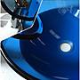 FUO衛浴: 藍色透明強化玻璃 瀑布龍頭 (2056...