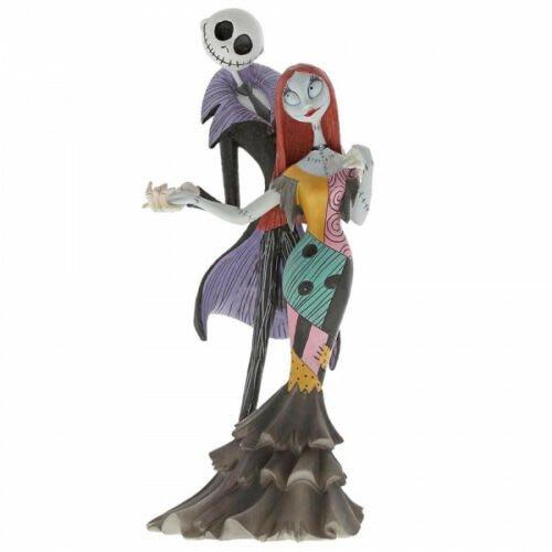 🗽Dona美國代購🗽預購 Enesco 迪士尼聖誕夜驚魂傑克與莎莉 塑像 公仔擺飾裝飾