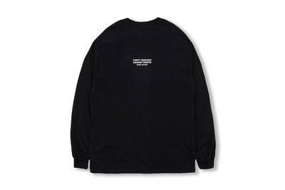 (A.B.E)FORTY PERCENT AGAINST RIGHTS AW19 MY LIFE LS TEE 01