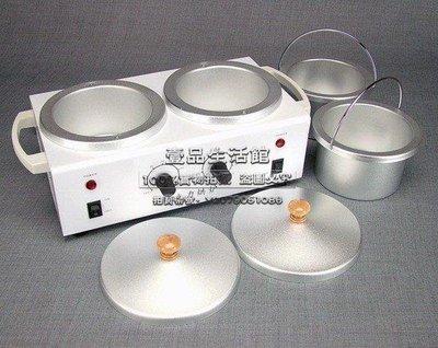 【德興生活館】雙鍋隔水加熱巧克力爐 巧克力鍋 恆溫控制 DIY雷神巧克力