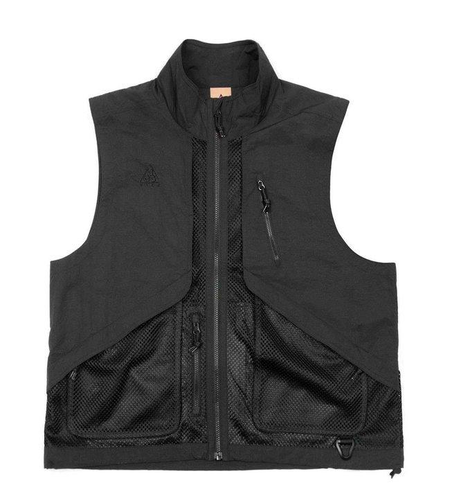 【Shopa】現貨 NIKE 2019 春夏 ACG NRG Vest 多功能 口袋 背心 黑 BQ3619-010