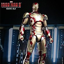 Hot Toys : Iron Man 3 - Mark XLII (MK 42)1/6th scale Die-Cast 2nd Edition