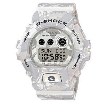 G-SHOCK CASIO 卡西歐玩酷新色設計叢林迷彩電子錶 型號:GD-X6900MC-7【神梭鐘錶】 台北市