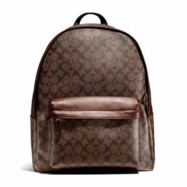 COACH 後背包 背包 PVC 皮革 CLOGO 全省專櫃可送修保養 100%正品 附原廠吊牌 聖誕禮物特價