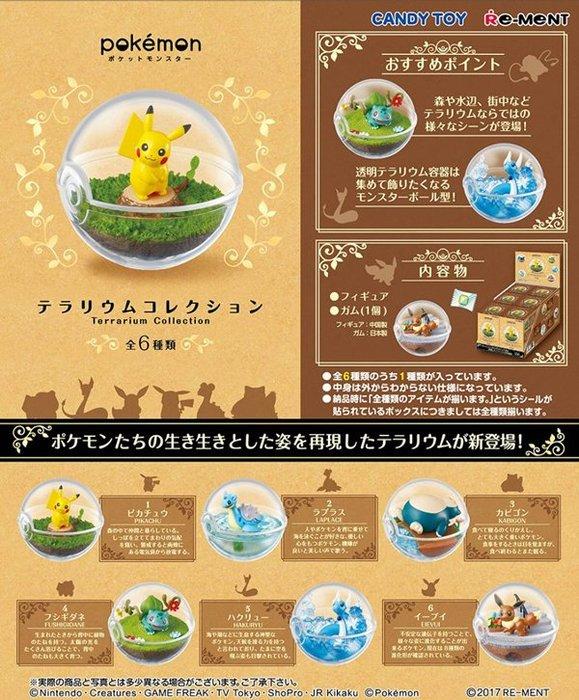寶可夢皮卡丘Pokémon盒玩-6款隨機出貨,扭蛋/杯緣子/公仔/盒玩/食玩/轉蛋,X射線【C203379】