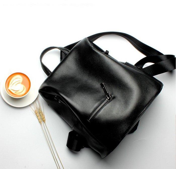 日韓時尚 真皮雙肩包 後背包-「預購」Regina Shop【SG7030801】