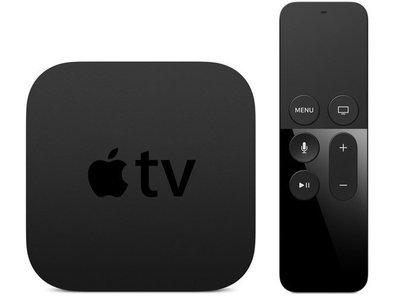 【全新盒裝公司貨】Apple TV 32GB MGY52TA/A (在你的行動裝置和電腦上看電視)