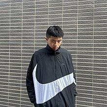 【G CORNER】Nike Big Swoosh Jacket 運動外套 大勾 防風 風衣 男 AR3133-010