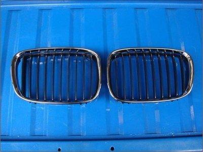 {阿勳精品}~ BMW E39 96 97 98 99 水箱護罩 水箱罩 (金框黑網)......