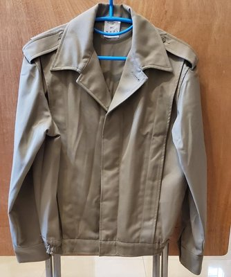 French Military Khaki Jacket