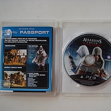PS3 刺客教條 啟示錄 英文版 Assassins Creed Revelations