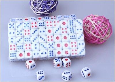 骰子 11.6mm 麻將骰子 比大小 大小點 夜店 酒吧 ktv 桌遊 必備聖品