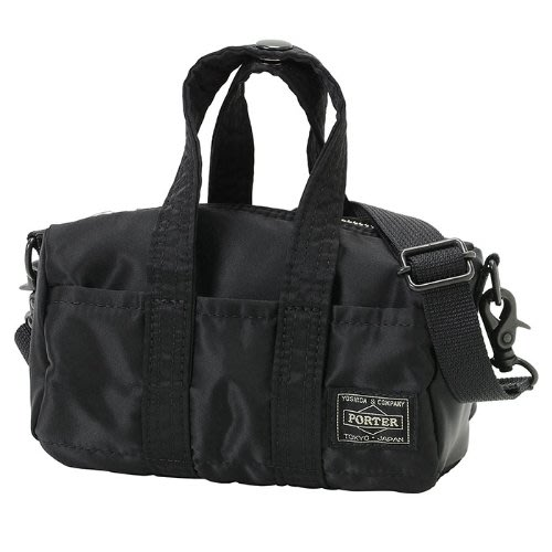 【S.I. 日本代購】PORTER HOWL 2WAY BOSTON BAG MINI 肩背手提 波士頓小包,免運