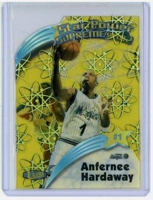 1997-98 Ultra Star Power Supreme #SPS7 Anfernee Hardaway