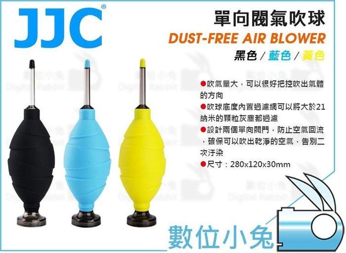 數位小兔【JJC CL-DF 專業無塵吹球 公司貨】過濾灰塵 強力吹球 吹球 吹塵球 相機 單眼 單向閥氣 空氣球 吹氣