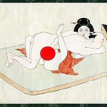 【藏家釋出】 早期收藏 ◎ 明治‧大正年間《日本老春宮畫 二》 《朋友託售》