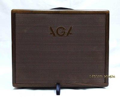 立昇樂器 AGA Soundcloud SC-60 木吉他音箱 Amp 60瓦 三段EQ 內建效果 吉他音箱