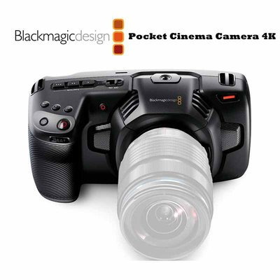 【EC數位】Blackmagic 黑魔法 Pocket Cinema Camera 4K 口袋電影攝影機 婚攝
