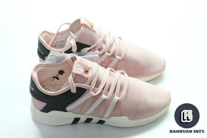 【高冠國際】Adidas EQT ADV Overkill x Fruition 聯名款 女鞋 粉紅 玫瑰 CM7998