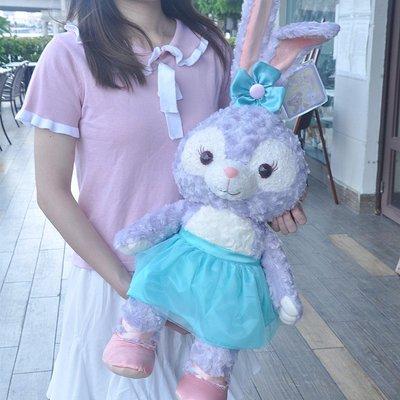 超大號星黛露史黛拉短裙芭蕾兔公仔擺件娃娃兔子毛絨玩具女生禮物