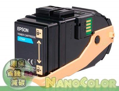 【彩印】含稅 EPSON S8100 LP-S8100 藍色 高印量 環保碳粉匣 LPC3T18C LPC3T17C