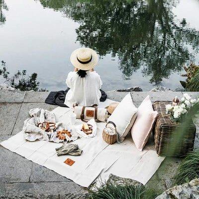 MOK 原創設計 休閒戶外野餐露營郊遊...