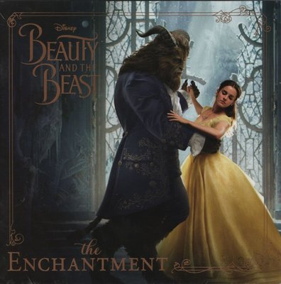 Blue書屋|新書/美女與野獸原文小說:Beauty and the Beast:The Enchantment