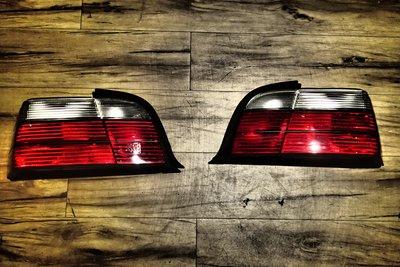 DJD19083121 全新寶馬 BMW E36 92 93 94 95 96 97年 雙門 兩門 原廠型紅白尾燈 2D