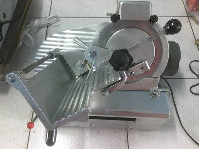 〔日本渡邊〕9吋切肉機 二手全自切肉機 鋸骨機 溫體切肉機 火鍋店 切片機 涮涮鍋 刷刷鍋 切菜機 肉品加工 渡邊切肉機