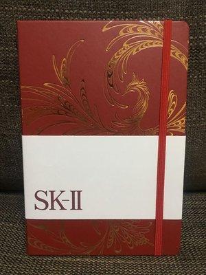 SKII..sk2...skII.....新年筆記本