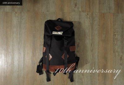 日本帶回 WILDERNESS EXPERIENCE Kletter Sack With Leather後背包 5月