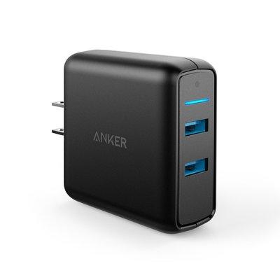 〔現貨〕日本 Anker PowerPort Speed 2 快速充電 QC 3.0 變壓器 2孔