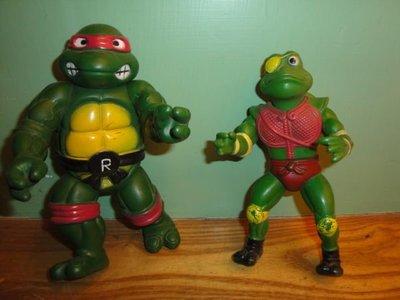 ** 早期懷舊~塑製,忍者龜 ** 稀少~Nostalgic toys ~ 懷舊童玩 ~ 小時候的回憶