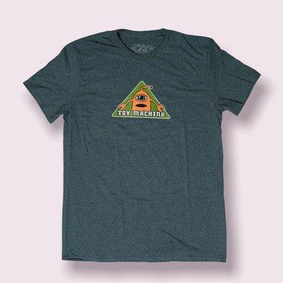 全新 現貨L Toy Machine Tri-Sect T-Shirt 短tee 美式 街頭 復古 騎士 滑板 衝浪