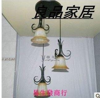【易生發商行】燈飾燈具歐式燈 餐燈田園...