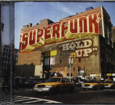 八八 - Superfunk - Hold Up