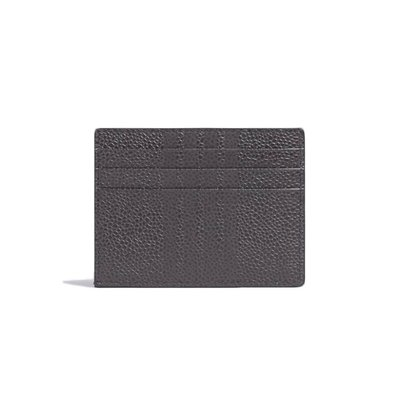 (A.B.E)THOM BROWNE SS20 DOUBLE SIDED CARD HOLDER W