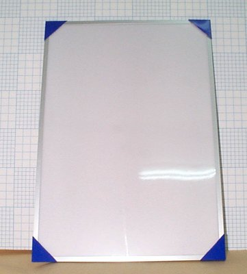 [A-Life]工地告示板-A1適用海報框畢業展簡易框金屬相框鋁框畫框展示框掛圖看板圖板動漫地圖美術科展禮品硬殼科展覽