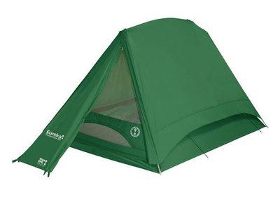 美國百年老廠..Eureka~傳奇  2 ~ 5人/三季帳篷....綠色山屋~2 (前庭延長版)