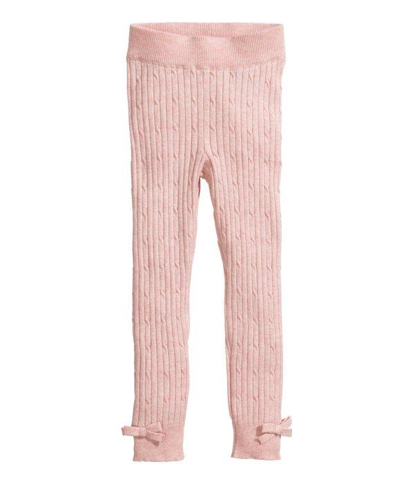 *小豆仔的屋Dou Dou House*歐洲瑞典H&M童裝/蝴蝶結氣質褲襪-三色(現貨+預購)