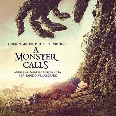 【美版】怪物來敲門 A MONSTER CALLS/ 佛南多 Fernando Velazquez -BLMO663