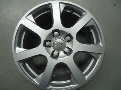 [台中上翔輪胎] Audi Q5 17吋原廠鋁圈 (新車拆下)