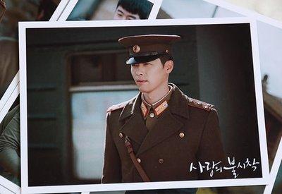 (預購) 愛的迫降 玄彬 孫藝珍 16張明信片