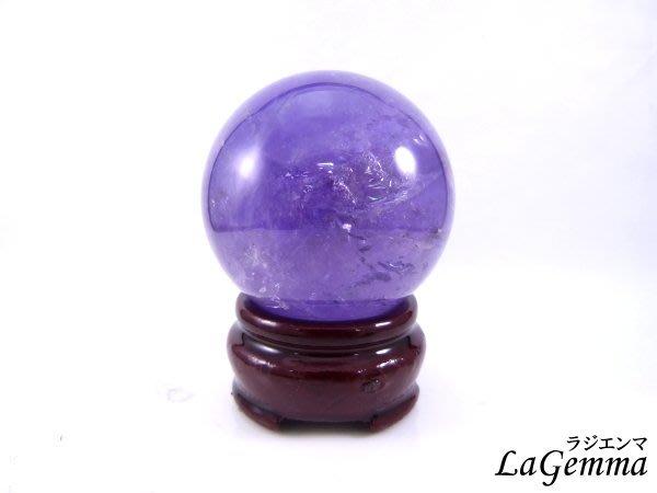 ☆寶峻鹽燈☆開運招財~天然巴西紫水晶球 智慧事業 招貴人 紫晶球 AR-600 直徑5.1cm