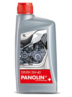 駿馬車業輪胎館 PANOLIN 機油 SYNTH 5W40 公司貨 公路表現最亮眼 限時全家免運費