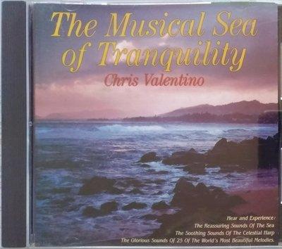 《絕版專賣》The Musical Sea of Tranquility / Chris Valentino